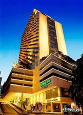 holiday inn silom 4*